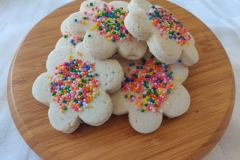 Sprinkle Biscuits