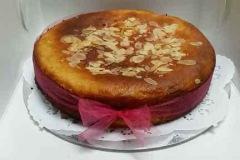 Lemon, Almond & Ricotta Cake