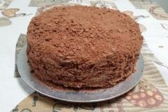 Cookie Crumble Mudcake
